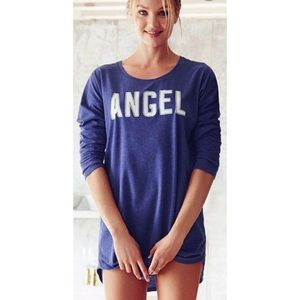 EUC Victoria's Secret The Angel Sleep Tee XS